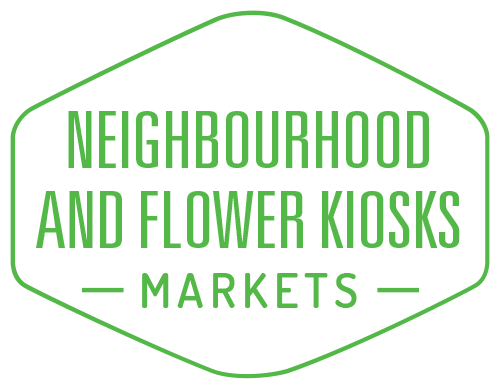 Neighboorhood & Flower Kiosks Markets