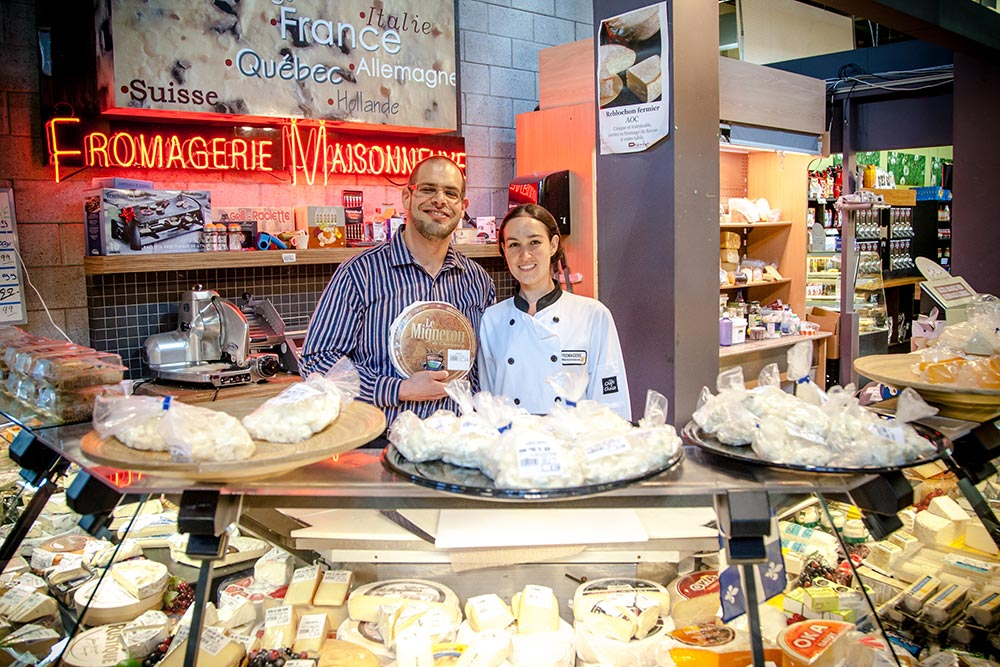 Fromagerie Maisonneuve, Fromagers