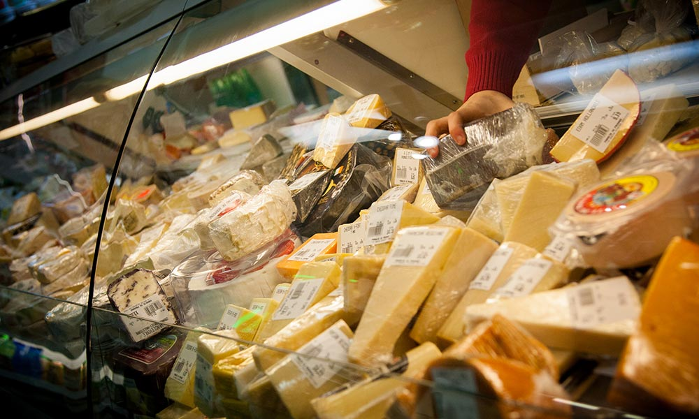 Sheep milk - Cheese and dairy products | Montreal's Public Markets