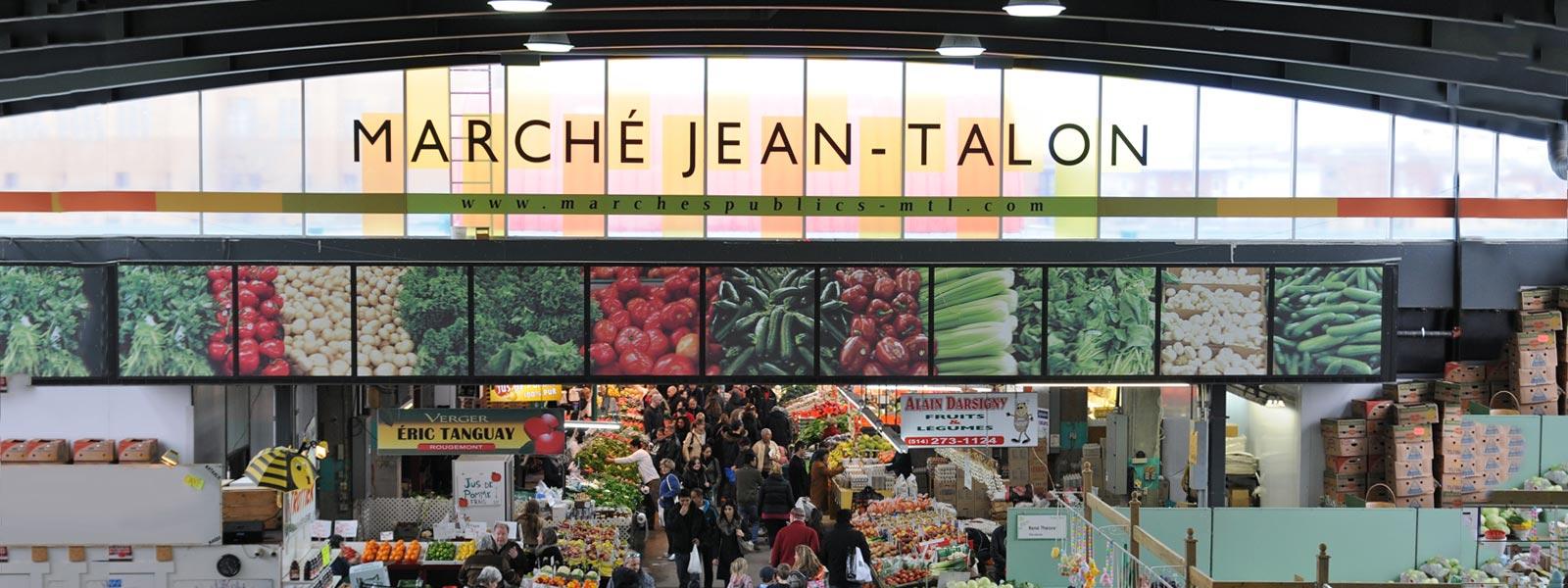 Jean Talon Market Montreal S Public Markets