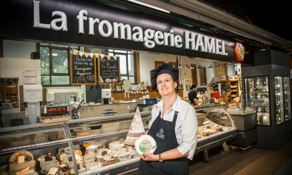 La Fromagerie Hamel, Fromagers