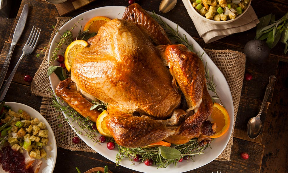 Grain-fed Turkey, Viandes et volailles